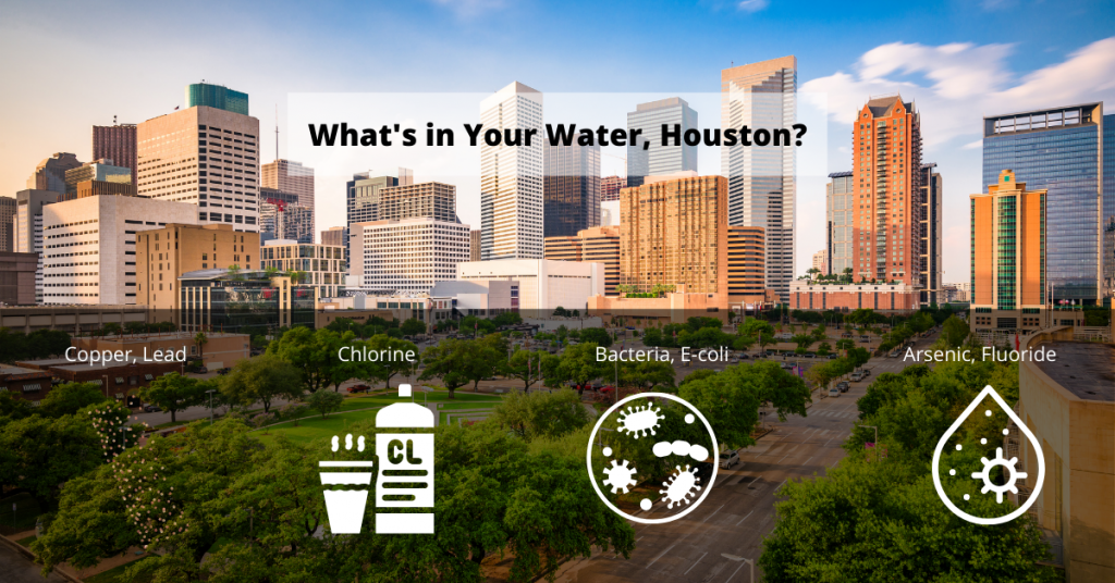 What's in your water, Houston